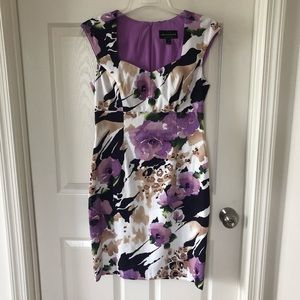 Connected apparel floral dress 10